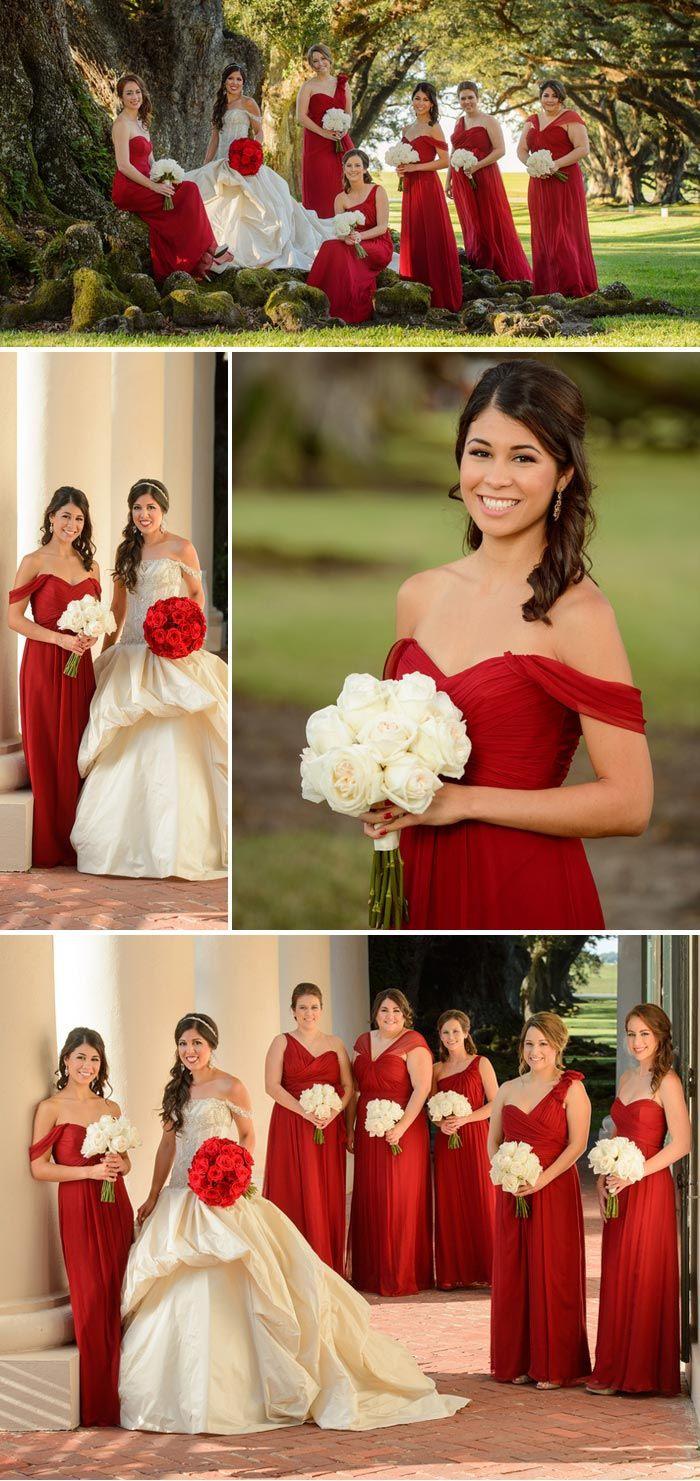 Rot Als Hochzeitsfarbe! So Wir Eure Deko Romantisch Und