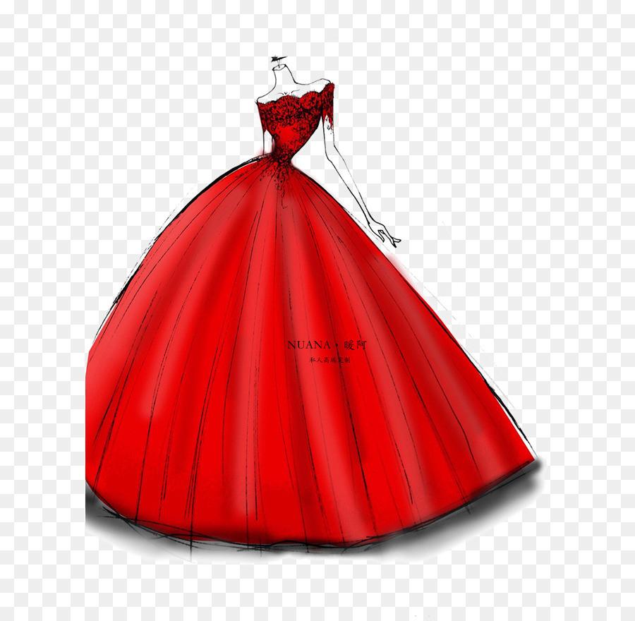 Rot Kleid Hochzeit Kleid Hochzeit Kleid - Der Rote Wedding