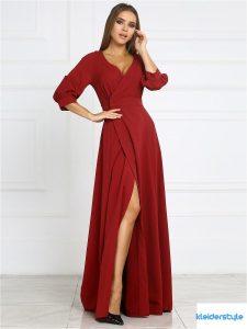 Rote Kleider Für Die Hochzeit Sieht Gut Aus Als Gast