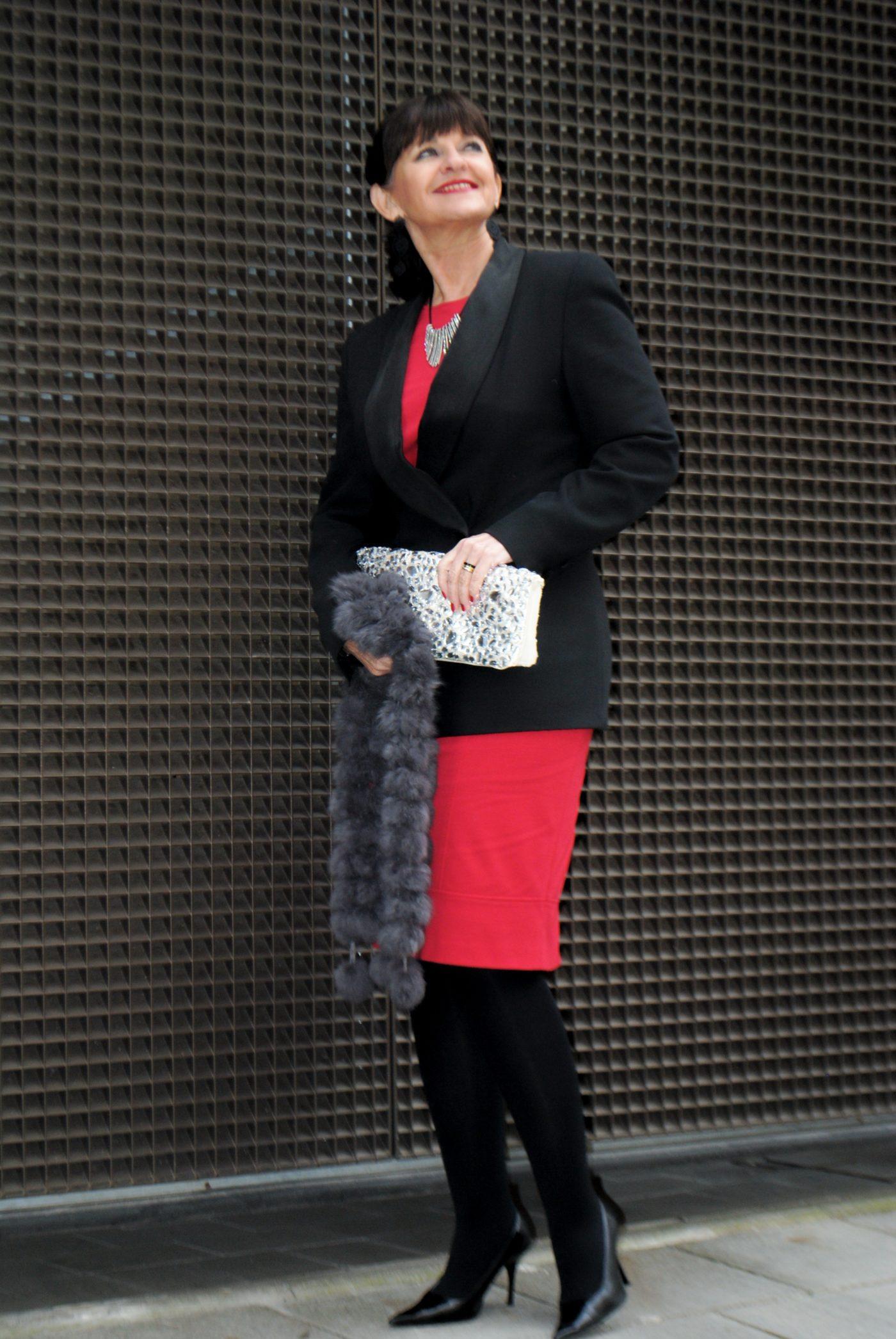 Rotes Kleid Als Hochzeitsgast - Fashion-Coaching - Martina
