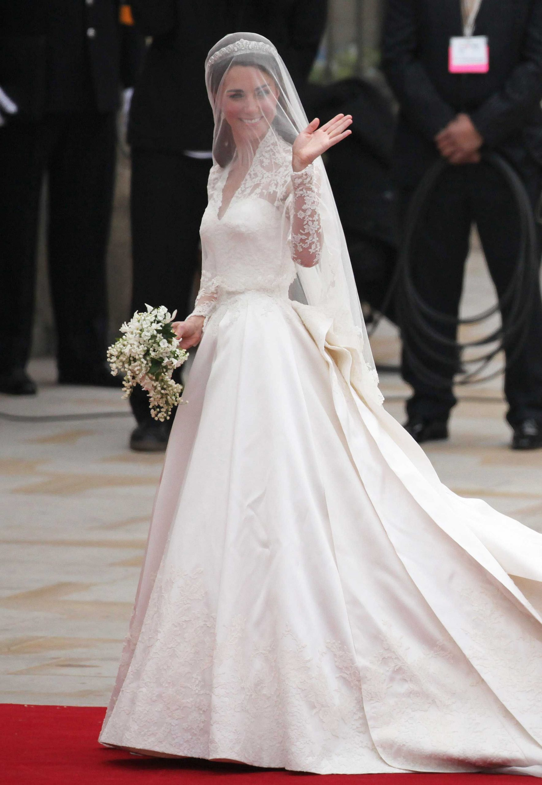 Royal Wedding: Kate Middleton's Dress - Time | Kate