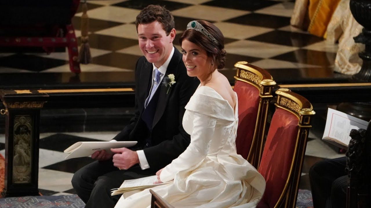 Royal Wedding Of Princess Eugenie And Jack Brooksbank At