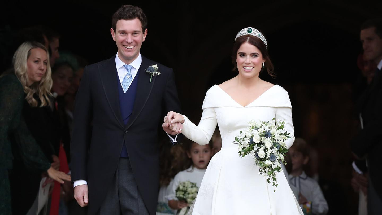 Royale Hochzeit: Eugenie Und Jack Haben Ja Gesagt! - Aktuell