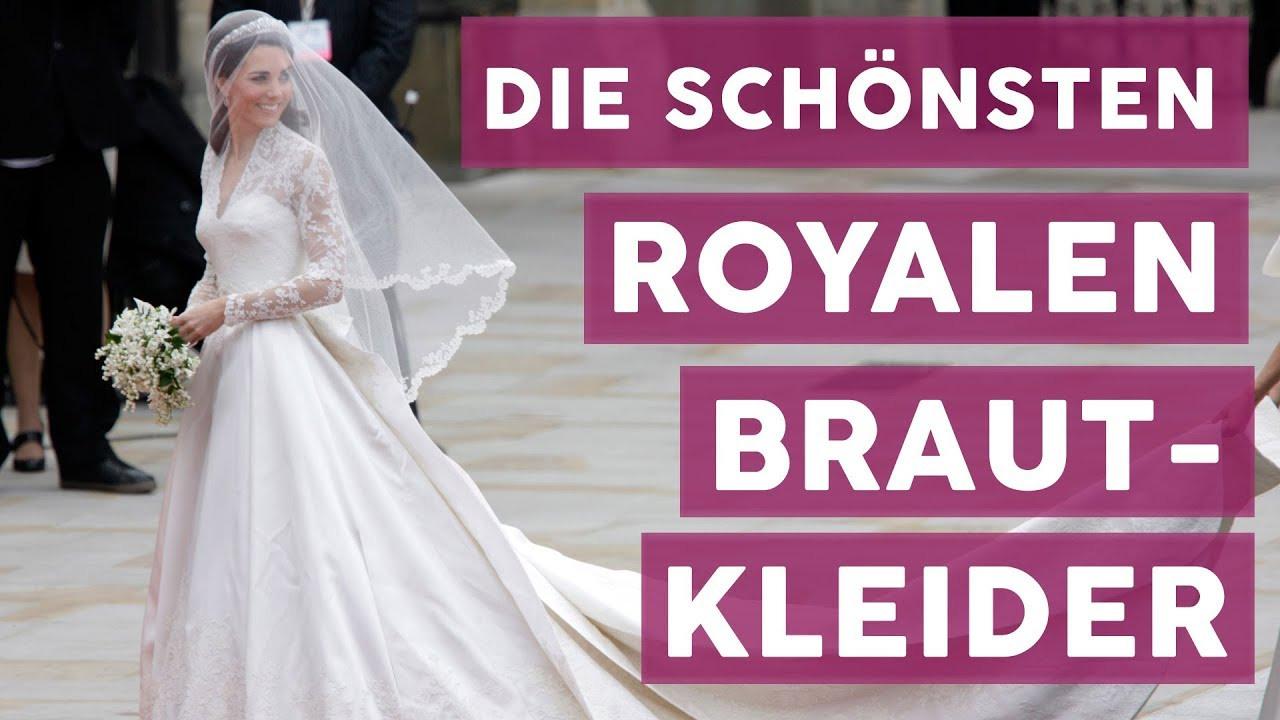 Royale Hochzeitskleider: Diese 10 Sind Unsere Favoriten!