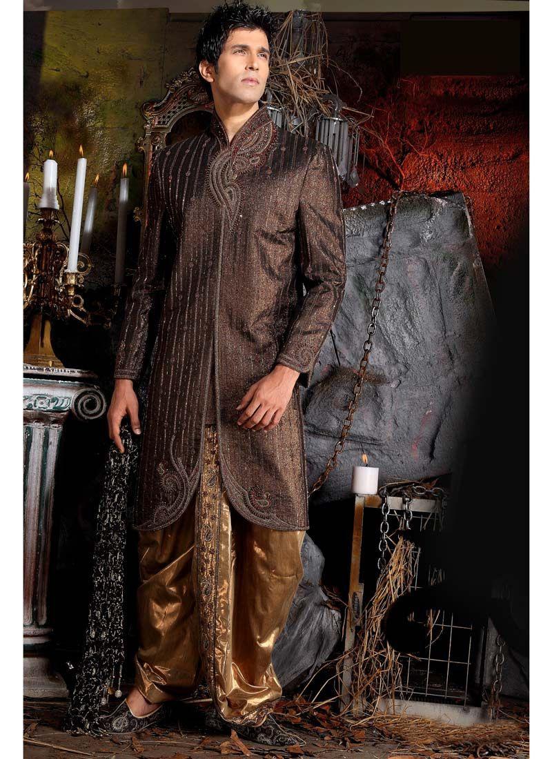 Sherwani | Indian Clothes Online, Sherwani, Fashion