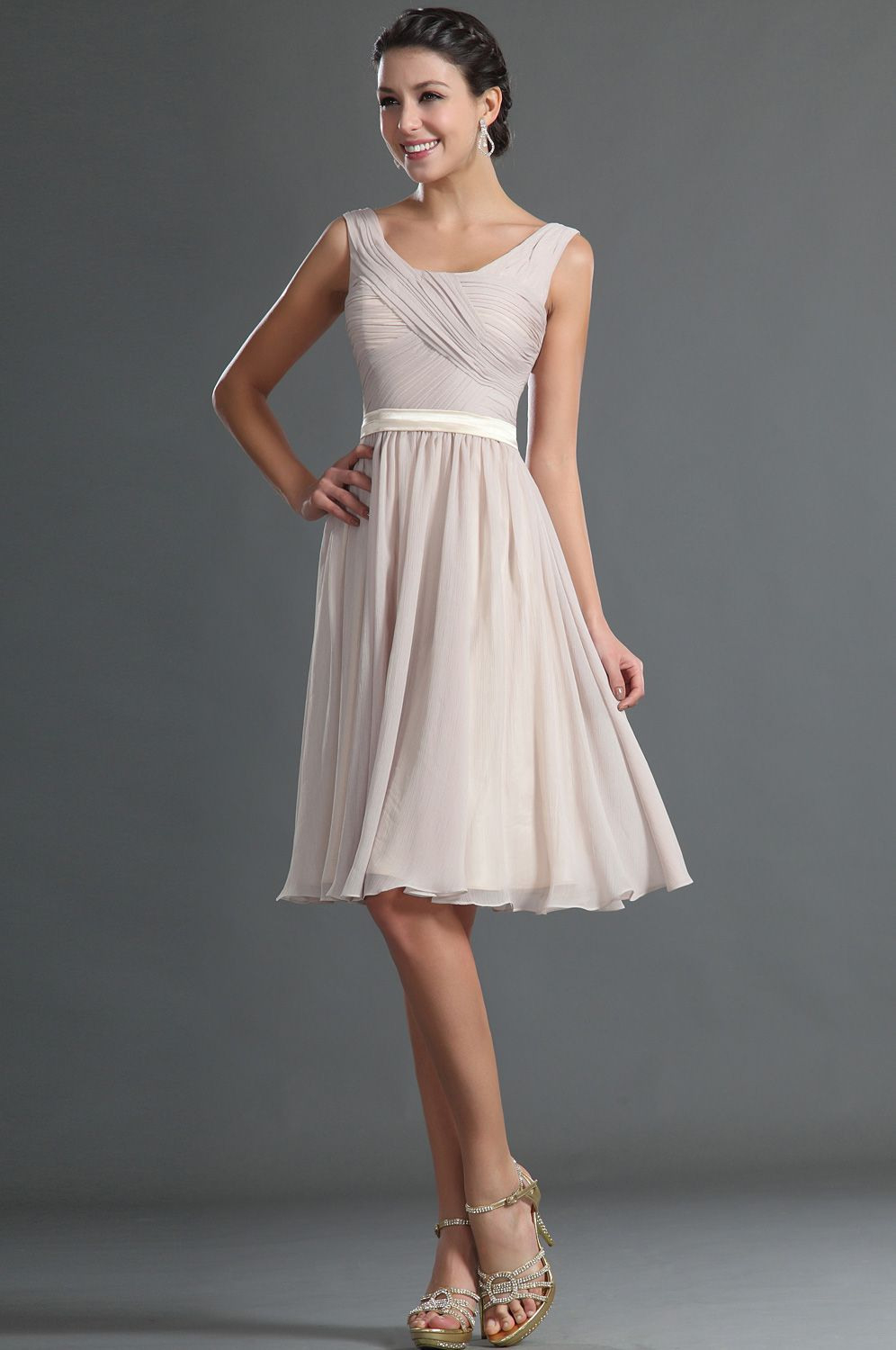 Simple Cocktail Dress Party Dress (04124914) | Party Kleider