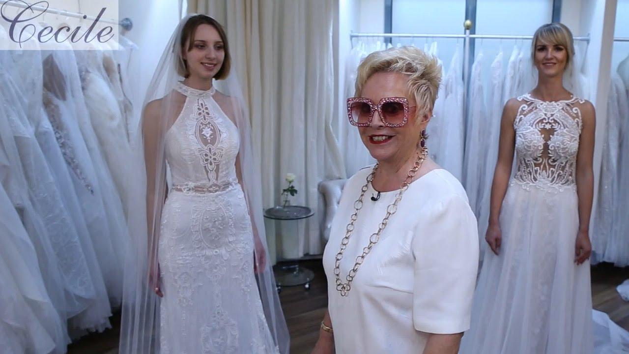 So Stylisch Und Schön: Vintage- Und Bohemian-Brautkleider