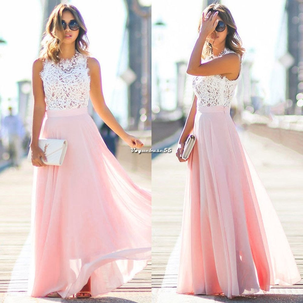 Abendkleider Für Hochzeit Ebay - Abendkleid