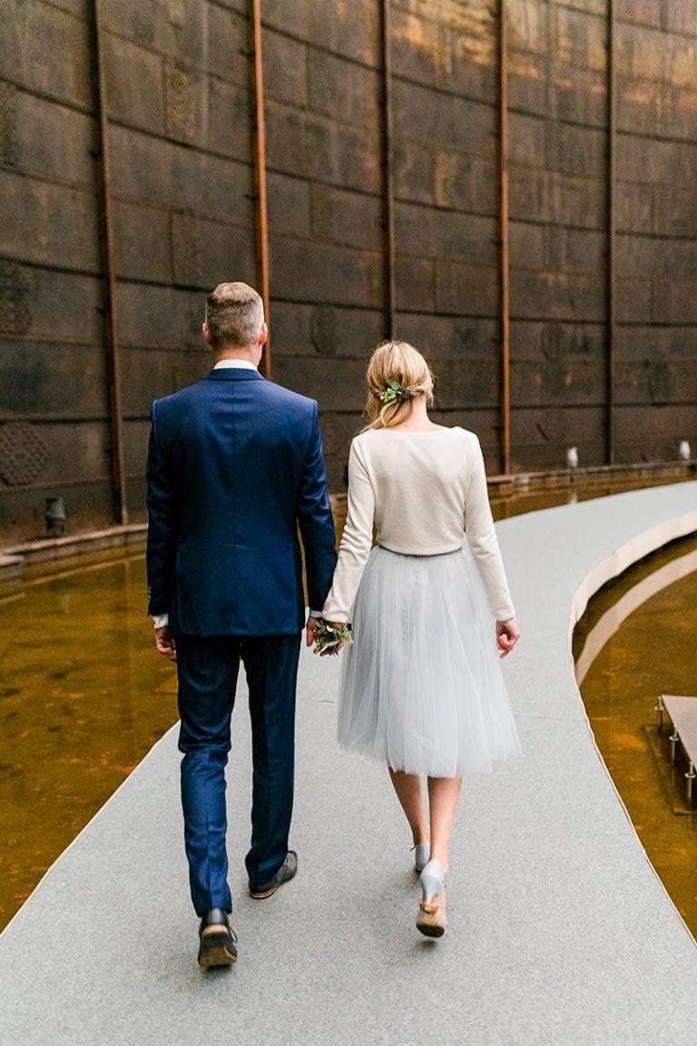 Standesamtliche Hochzeit In Berlin | Winterbraut