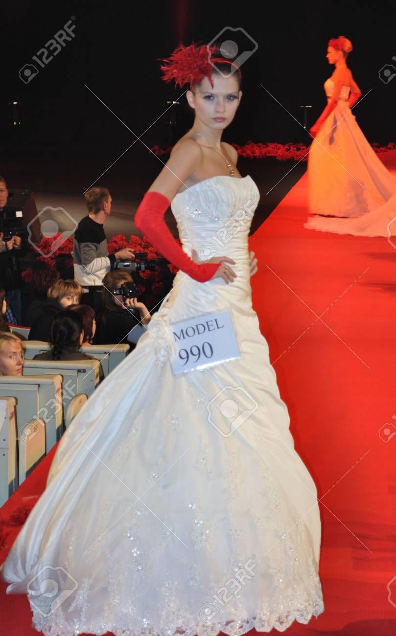 Stock Photo - Abendkleid
