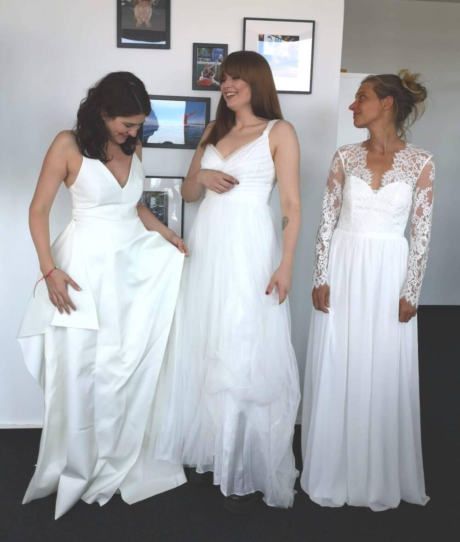 Stoffe, Schnitt, Verarbeitung: Brautkleider Von H&m Im Check