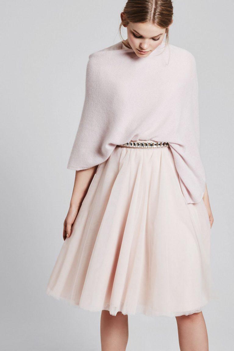 hochzeitskleid standesamt winter  abendkleid
