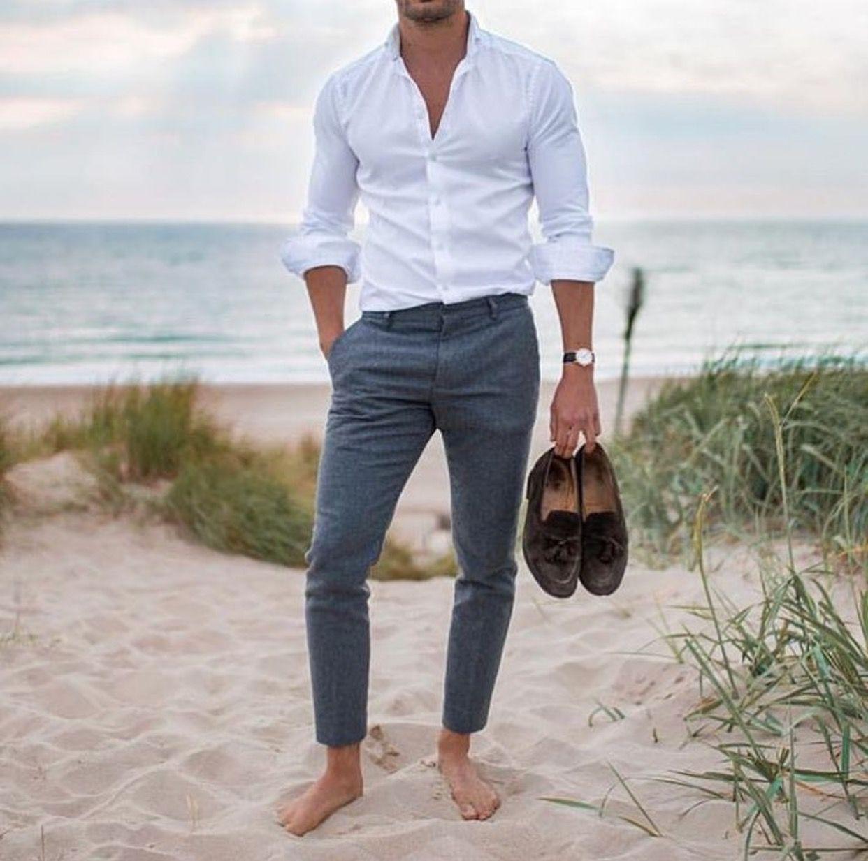 Summer Style Www.gentlemans-Es | Männer Outfit, Hochzeit