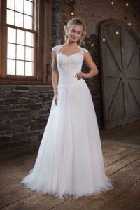 Sweetheart Gowns - Stil 1122: Duchesse-Kleid Mit Weichem