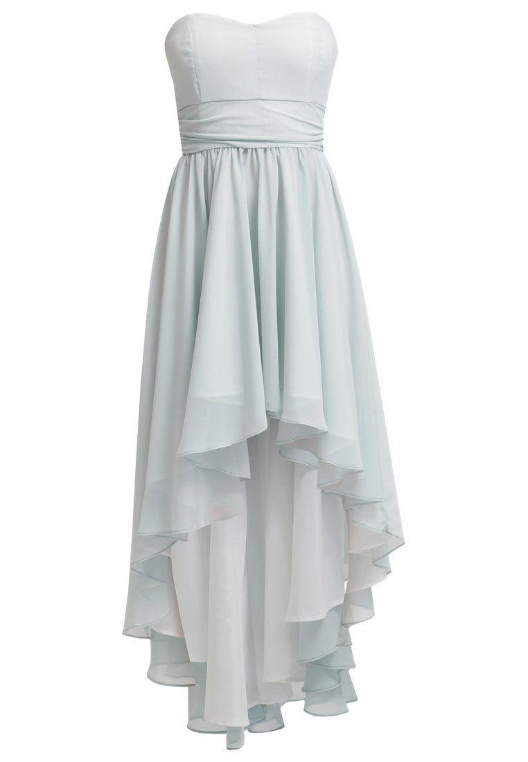 Swing Cocktailkleid / Festliches Kleid - Weißgrün - Zalando