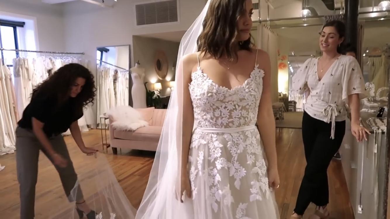 Tess Christine Vía Youtube   Hochzeit
