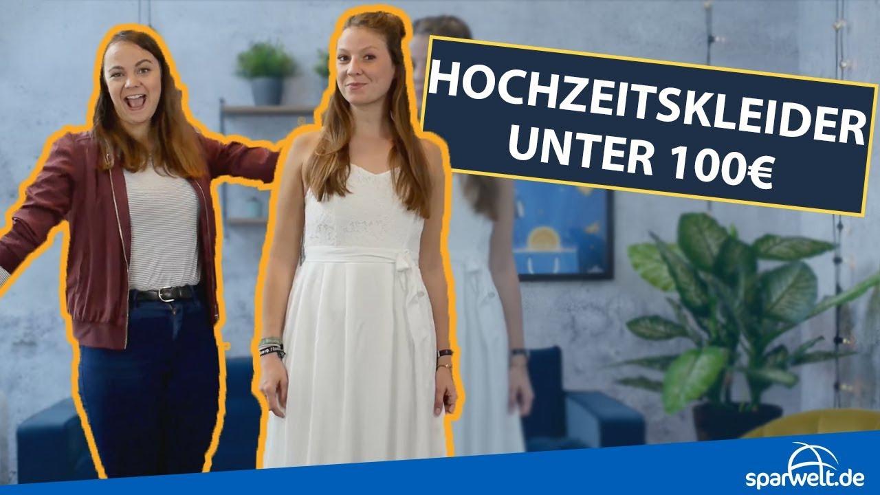 Test | 3 Hochzeitskleider Für Unter 100 Euro 👰 | About You, Zalando & Mango