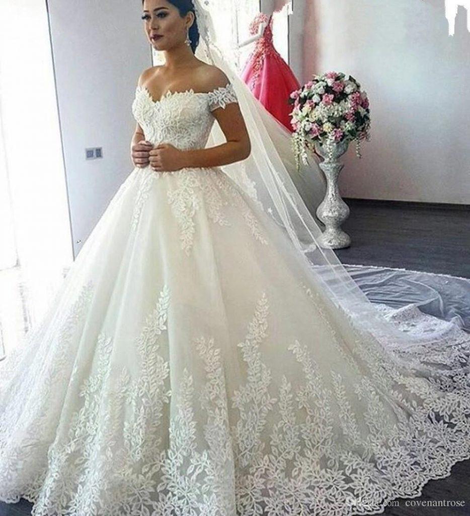 The19 Kaufen Sie Türkische Brautkleider Online - Abendkleid