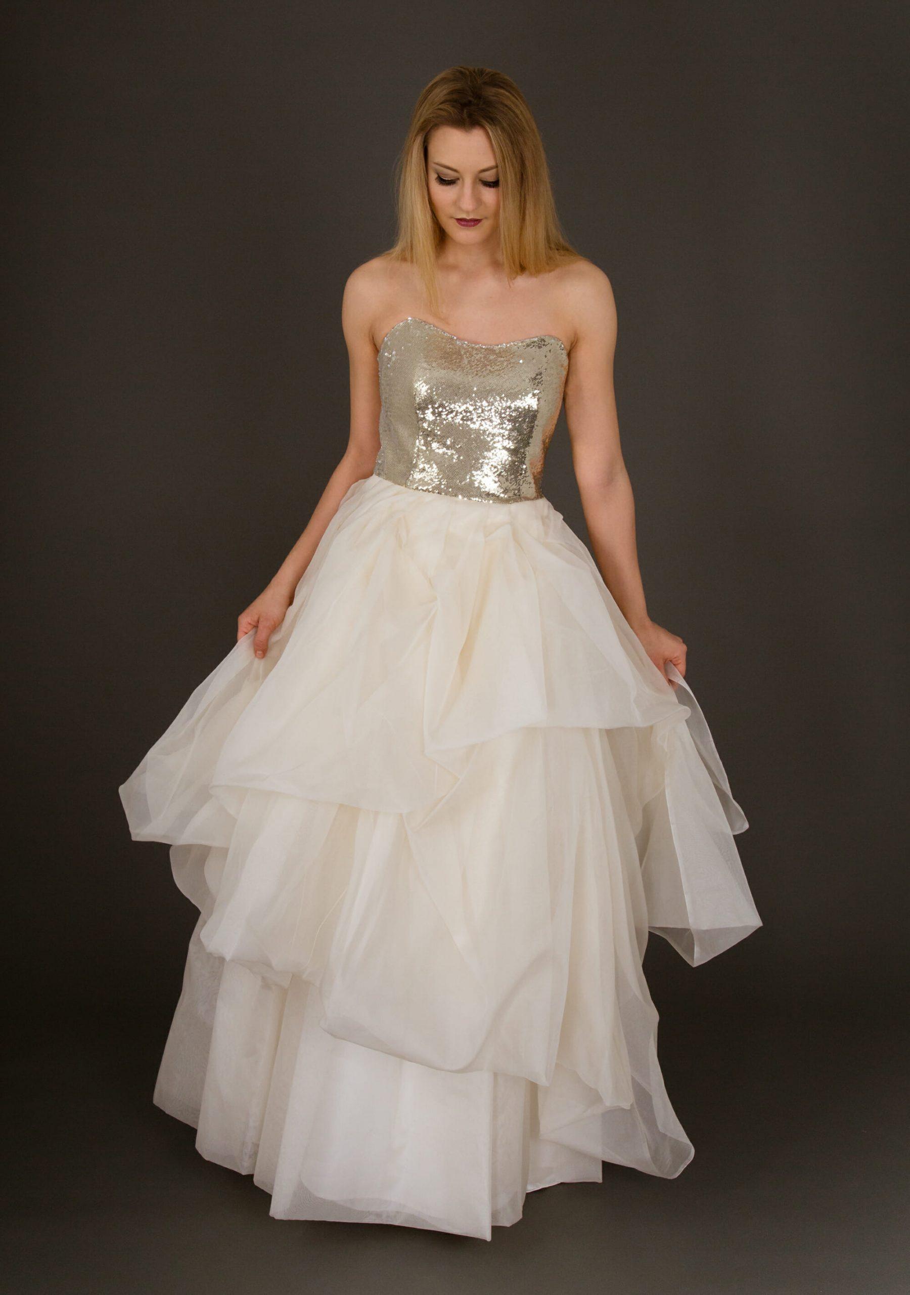 Theff8C 15 Einzigartig Brautkleid Neckholder Galerie