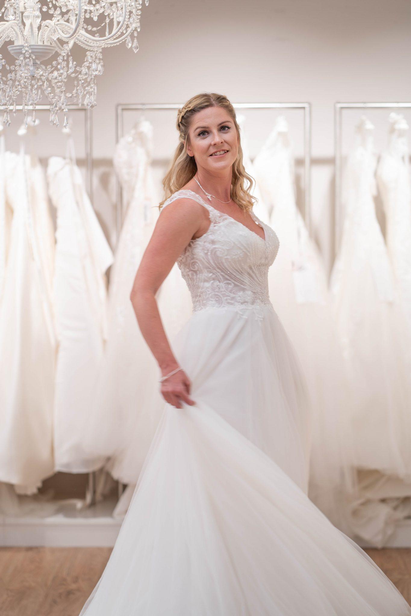 Tipps Und Tricks Für Dein Brautkleid Zwischen Spitze, Tüll