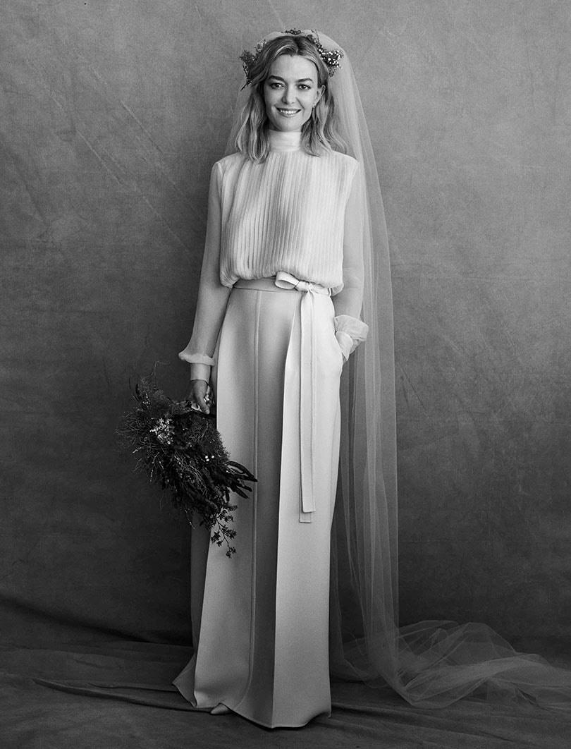 Tochter Des Zara-Gründers Heiratet In Valentino