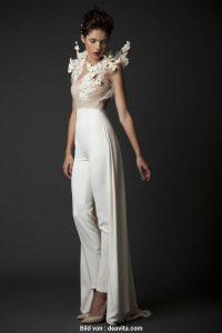 Tolle Hochzeit Hose Statt Kleid - Munidwyn
