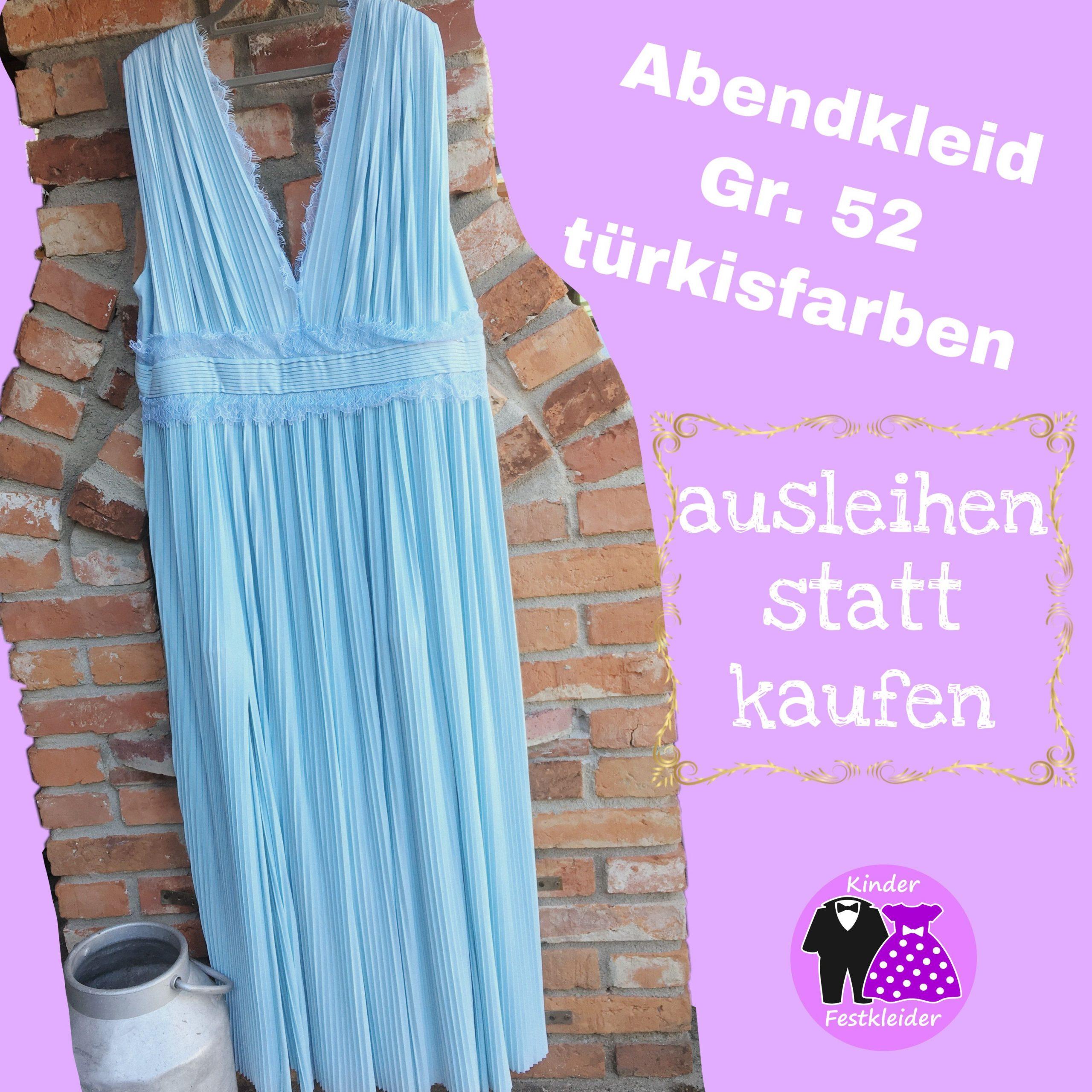 Tolles Kleid In Gr. 52 Einfach Ausleihen. #party #abendkleid