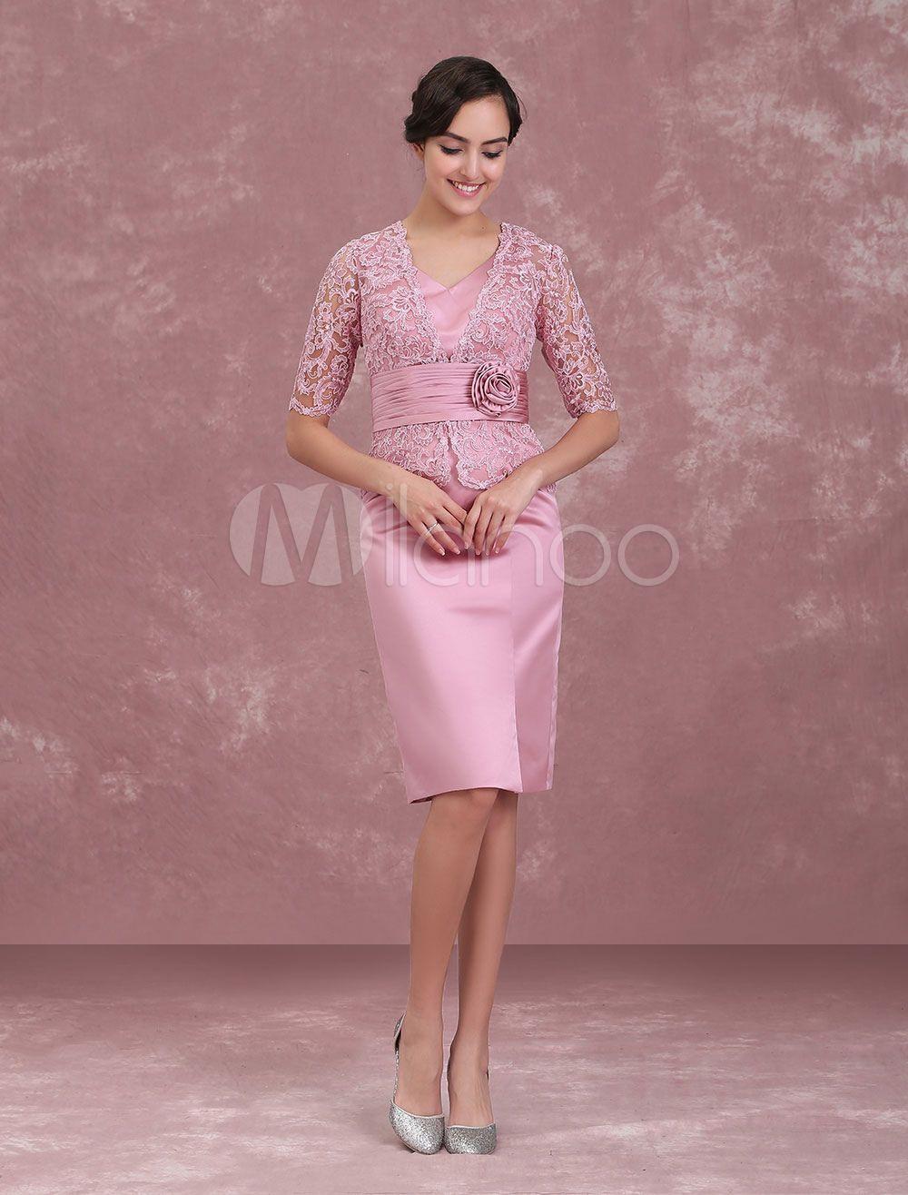 Top Kleid Pink Hochzeit Design - Abendkleid