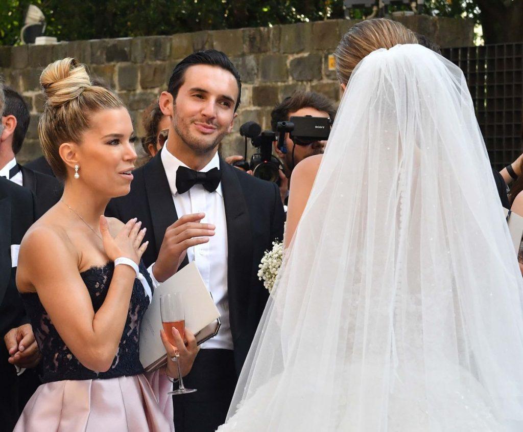 Top Ten Victoria Swarovski Hochzeit - Abendkleid