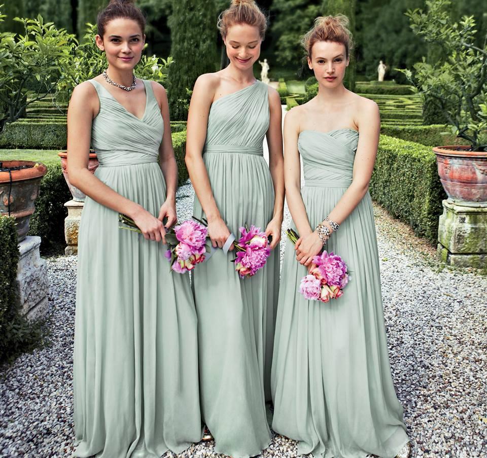 Top5 Kleider: Die Hochzeits-Saison 2014 Ist Eröffnet – Was