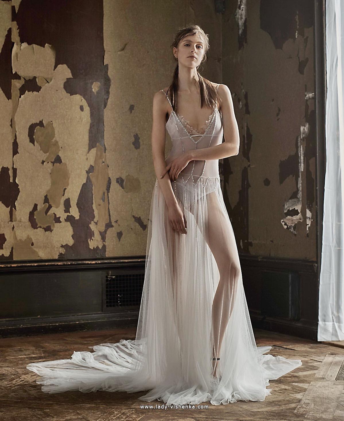 Transparentes Brautkleid | Ein Blog Über Mode Und Schönheit