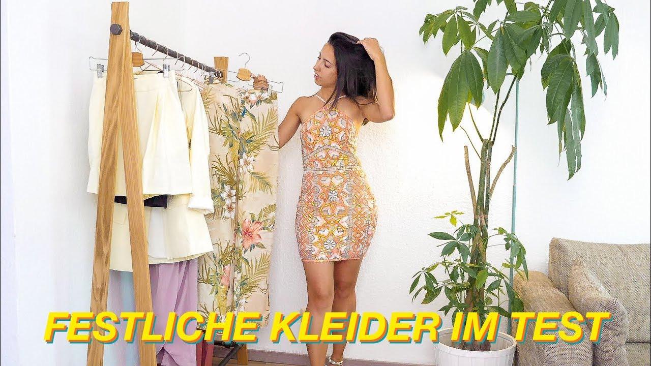 Try On Haul: Festliche Kleider Für Sommer Partys & Hochzeiten