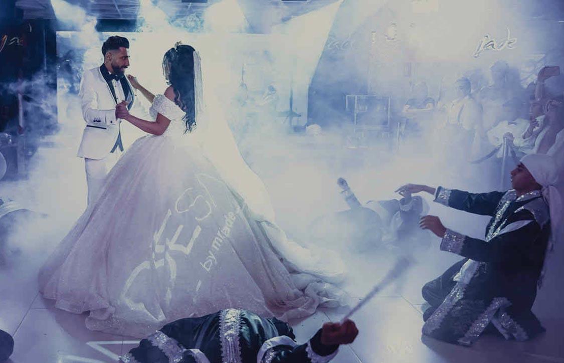 Türkische Hochzeit | Jade Saal - Die Türkische Hochzeitslocation