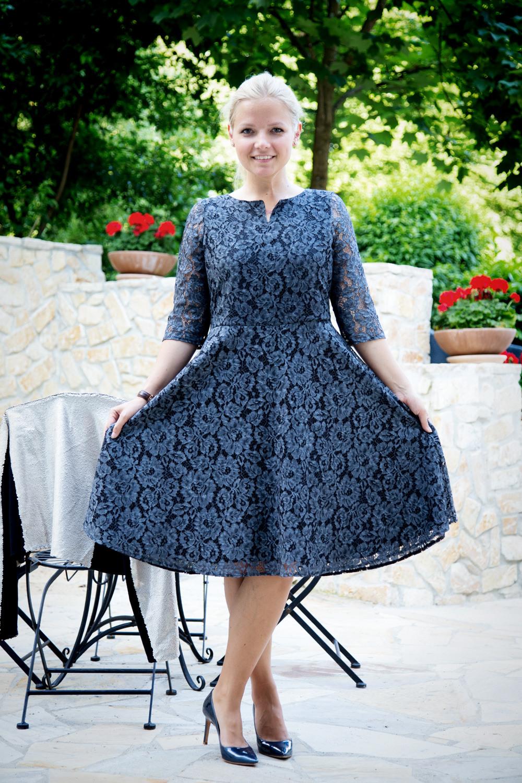 Tutorial: Kleid Laboe Aus Spitze