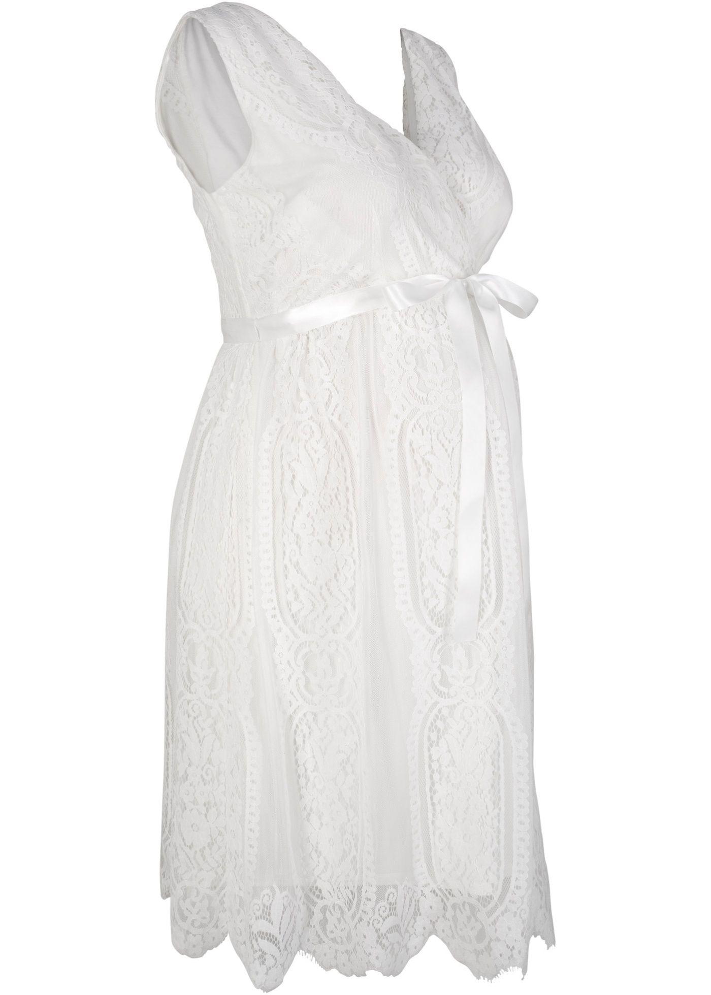Umstands-Hochzeitskleid In 2020 | Hochzeitskleid, Kleider