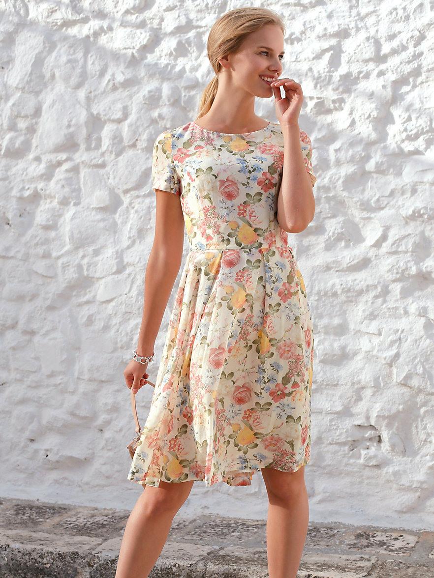 festliche kleider zur hochzeit peter hahn - abendkleid