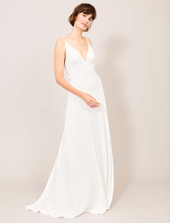 Valentine Dress //modernes Brautkleid Von Kaviar Gauche