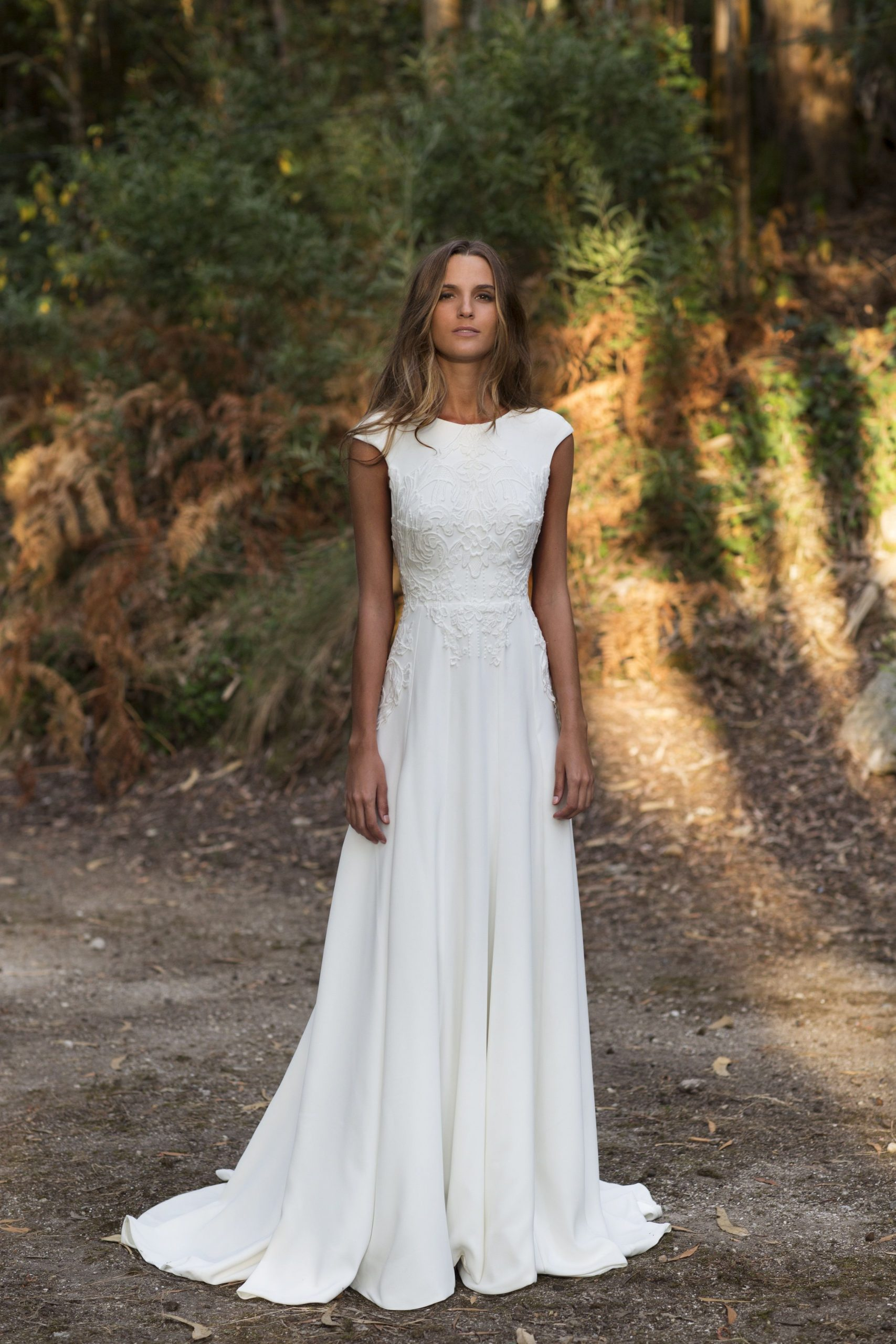 Vestido De Novia La Toja | Kleid Hochzeit, Hochzeit Kleidung
