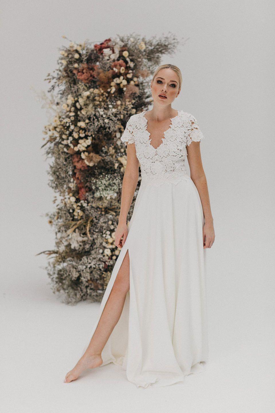 Victoria Rüsche: Bridal Kollektion 2020 | Kleid Hochzeit