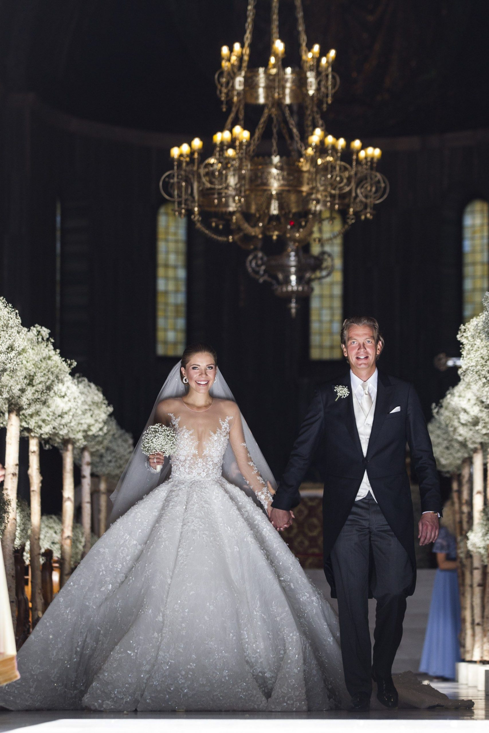 Victoria Swarovski Got Married In A Million Dollar Wedding