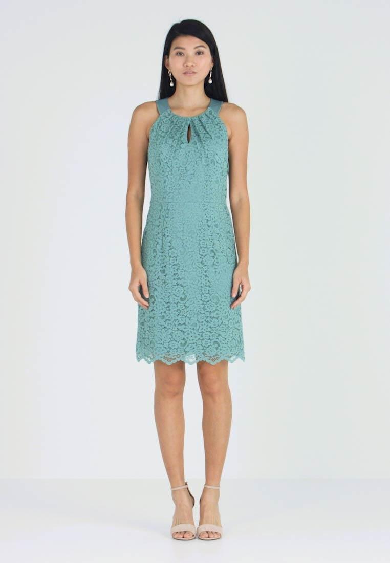 Viola - Cocktailkleid/festliches Kleid - Dusty Green