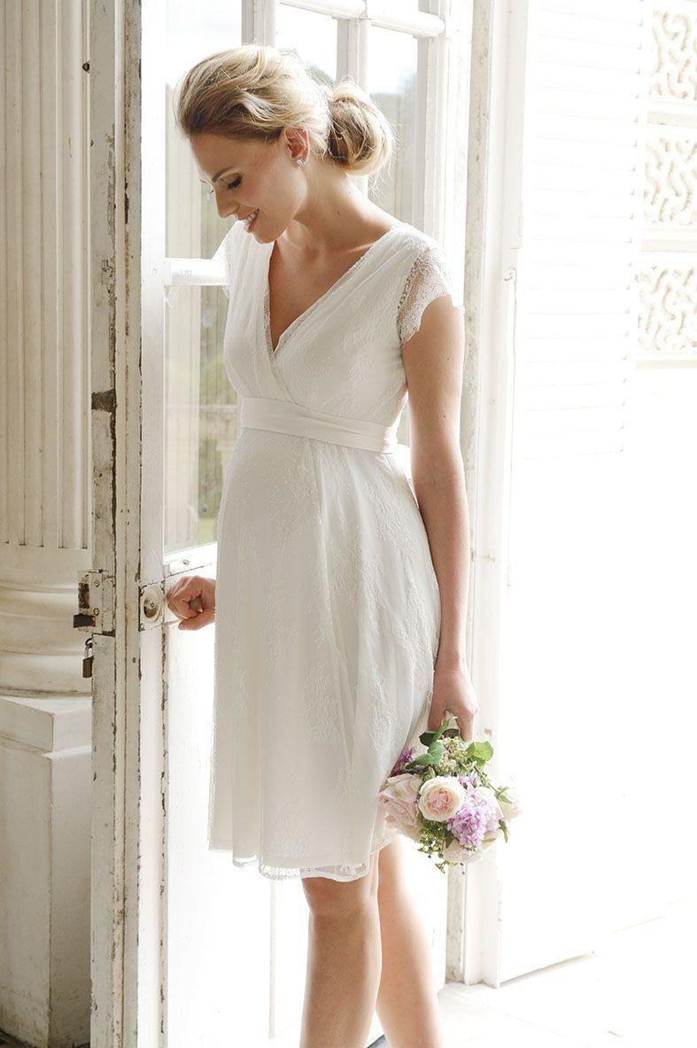 Vivienne Brautkleid Kurz | Brautkleid Kurz, Brautkleid Und