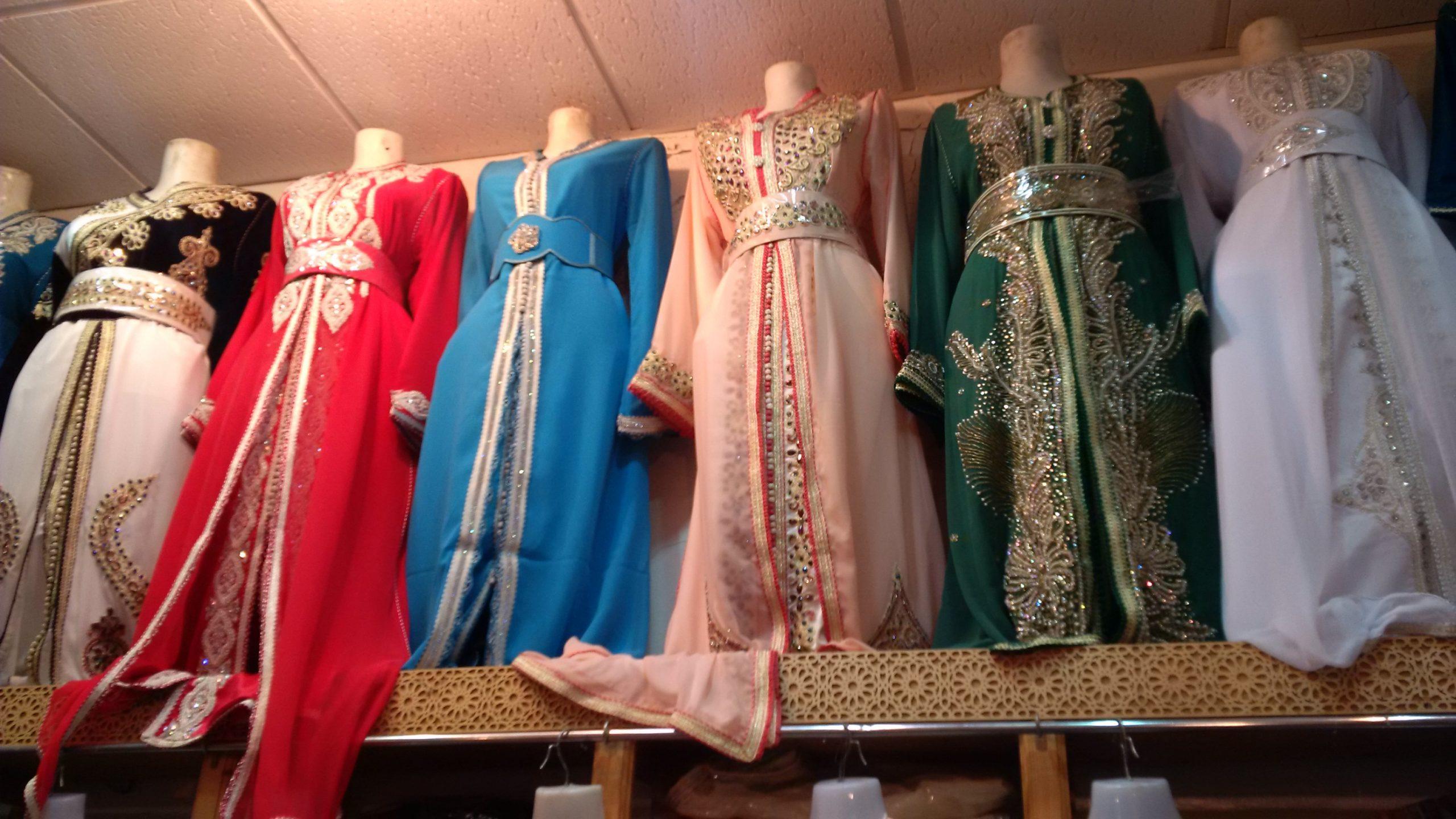 Vorbereitung Auf Einer Marokkanischen Hochzeit - Riad Heklek