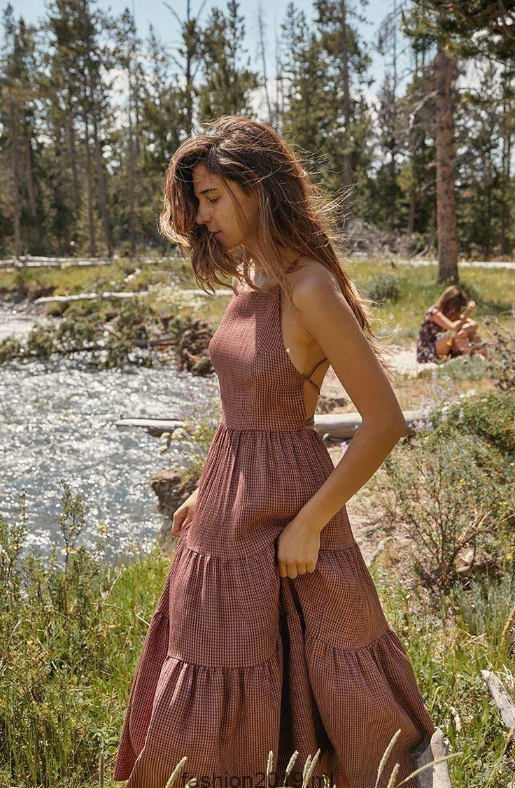 Was Anziehen: 15 Herbstliche Kleider Für Eine Hochzeit Im