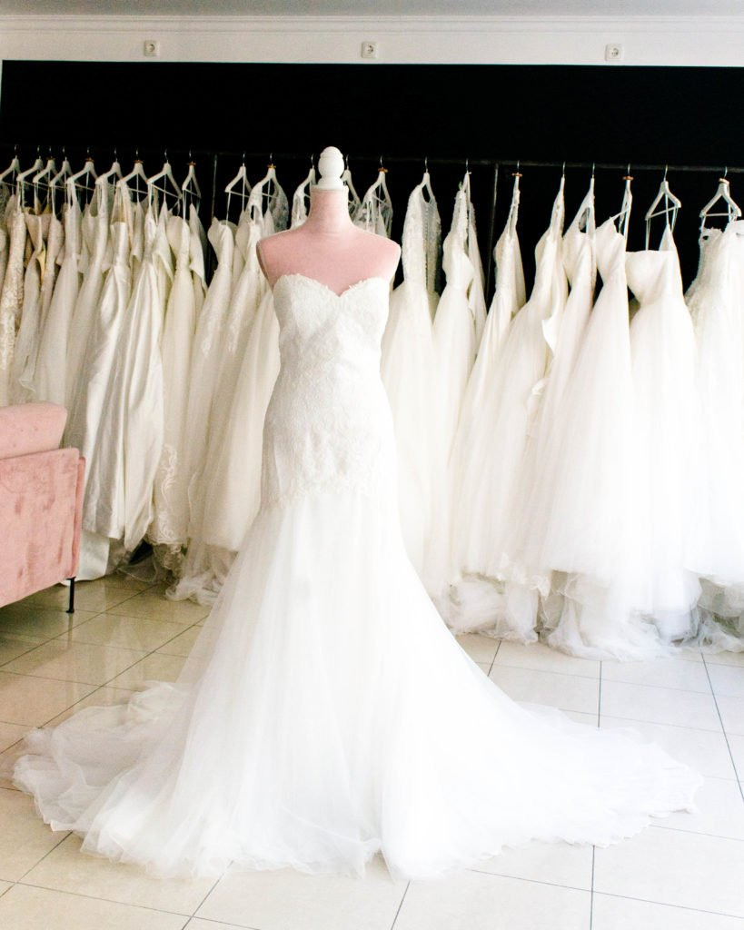 Was Kostet Eine Hochzeit? Ii. Das Brautkleid. - Fräulein K