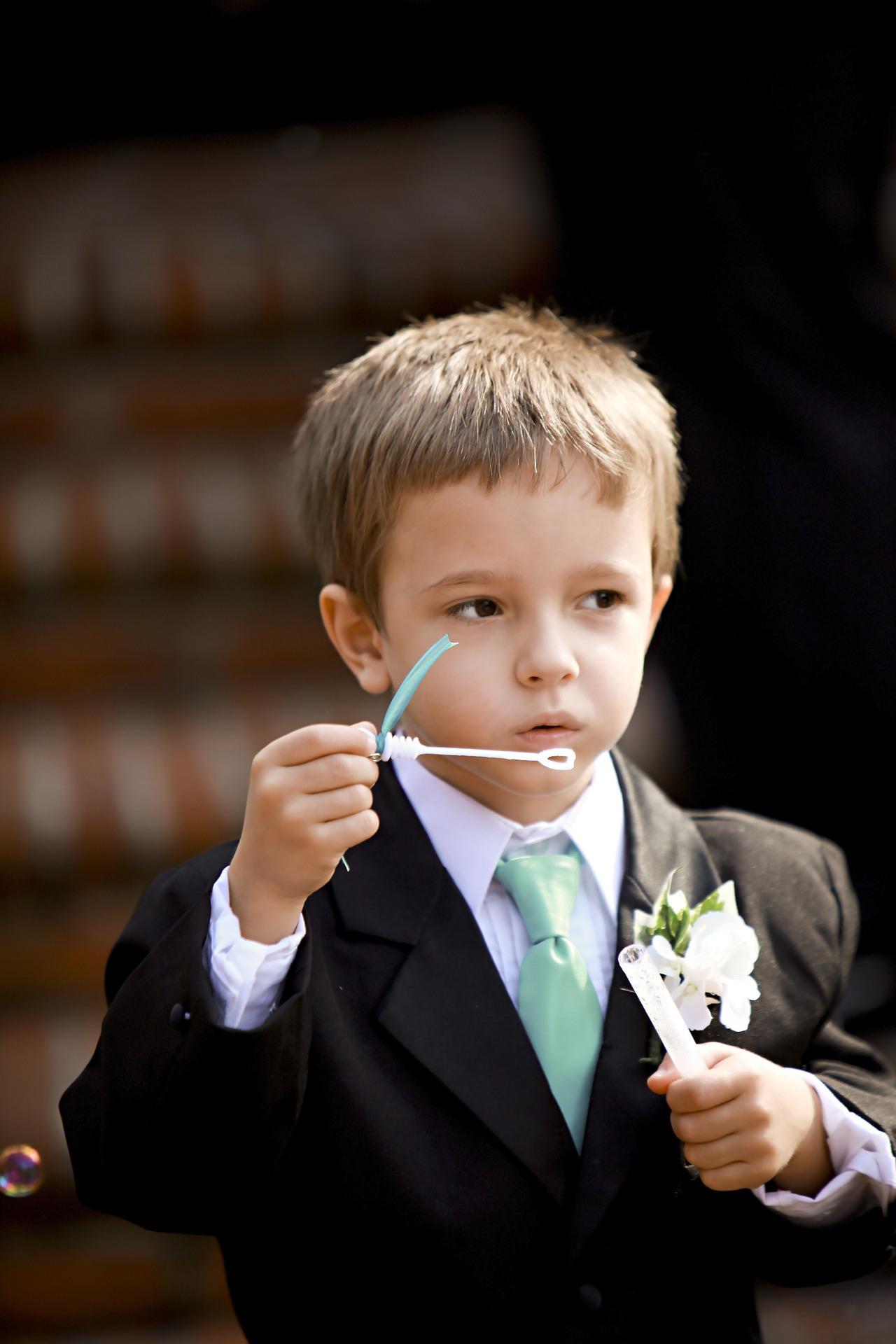 Was Muss Man Bei Schicker Hochzeitskleidung Für Kinder