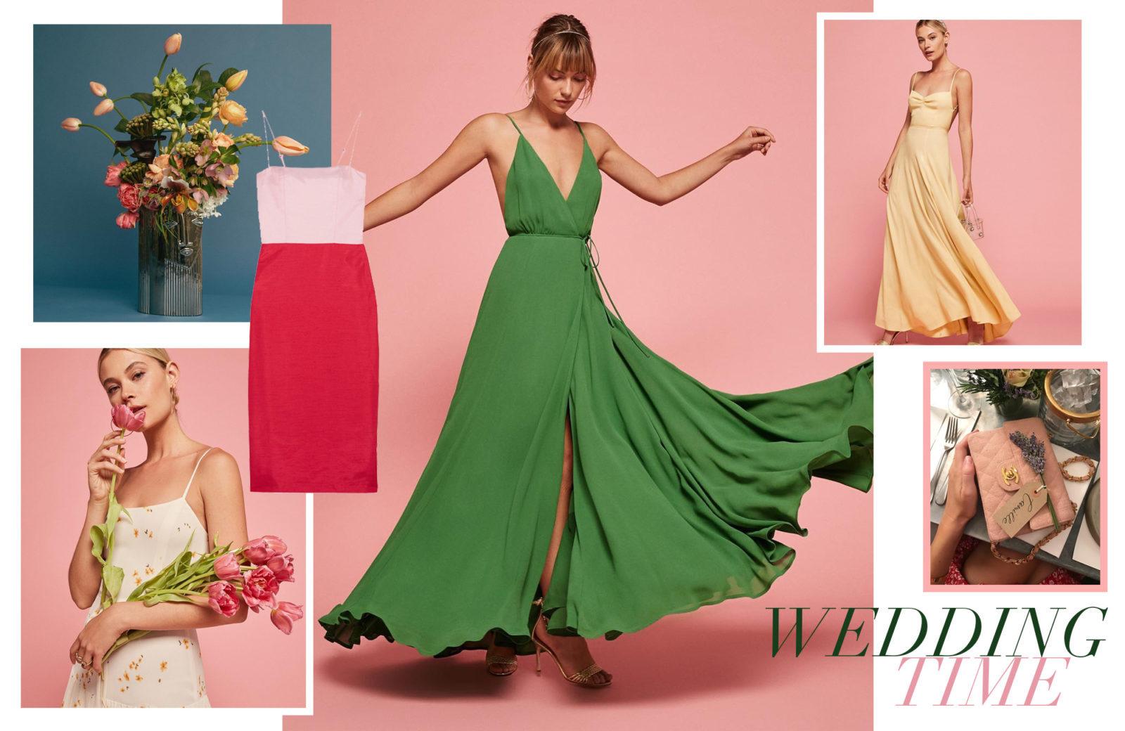 Wedding Bells! Die Schönsten Kleider Für Gäste Bei