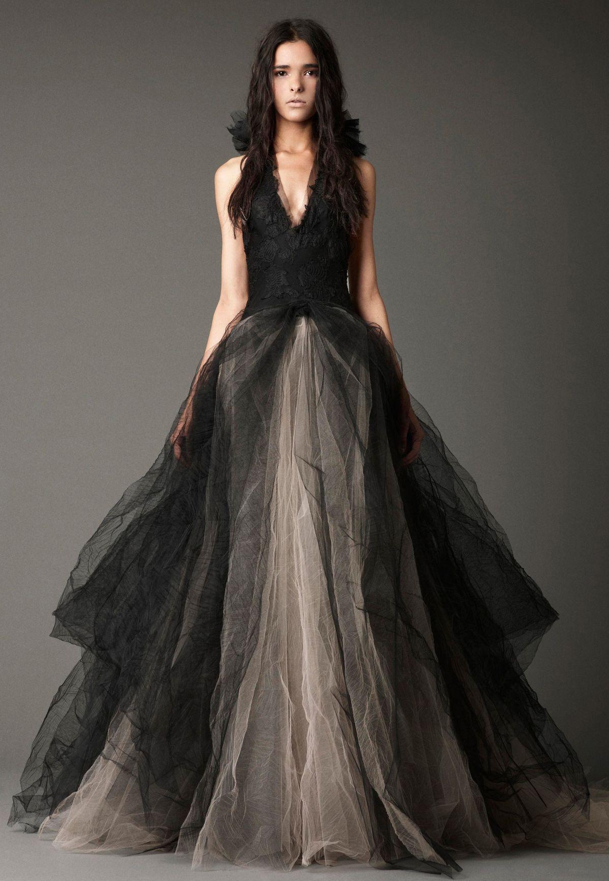 Wedding Dresses | Schwarzes Kleid Zur Hochzeit, Schwarze
