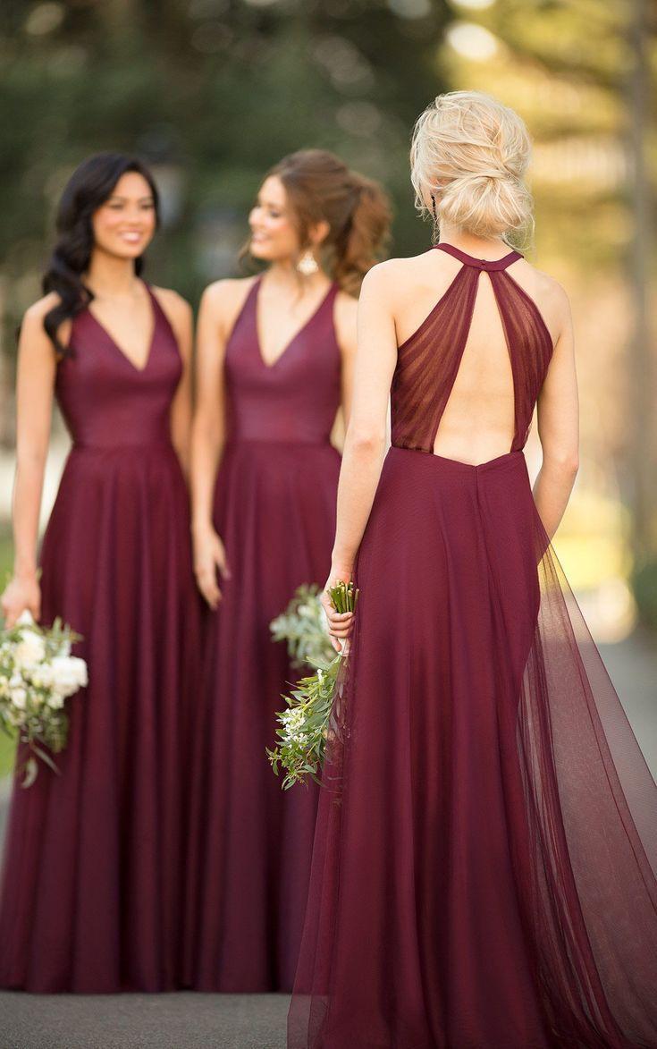 Wedding Party | Hochzeit Brautjungfern, Abendkleider