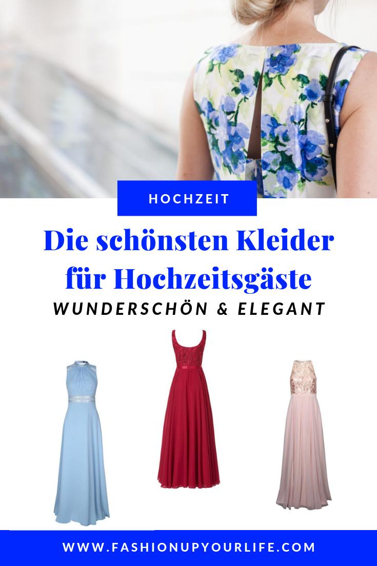 Wedding Season: Dos Und Don'ts Bei Der Kleiderwahlfashion Up